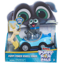 PUPPY DOG PALS PUPPY POWER VEHICLES - Bingo