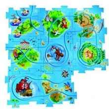 Puzzle Pilot - Corabia piratilor