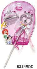 Set bagheta si diadema (2 piese) - Disney 3 New Princess
