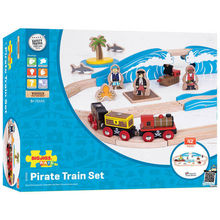 Set cu trenuletul piratilor