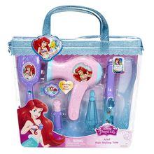 Set de coafura Printese Disney cu uscator de par functional Ariel