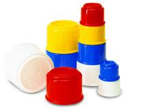 Set de construit - Pahare colorate