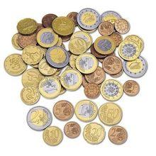 Set de monede de jucarie (Euro)