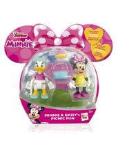 Set de picnic Minnie şi Daisy