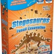 Set paleontologie - Stegosaurus