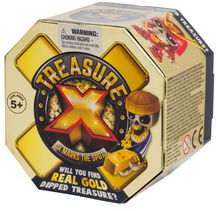 Treasure X Pachet surpriza