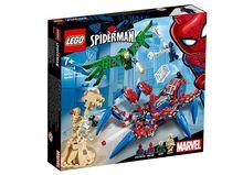 Vehiculul lui Spider-Man (76114)