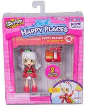 Happy Places S1 - Pachet cu papusa SARA SUSHI