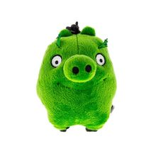 Angry Birds: Plus cu agatatoare 14cm - The Pigs