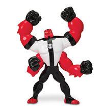 BEN 10 Mini figurine blister - 4 Brate