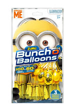 BUNCH O BALLOONS BALOANE CU APA MINIONS 1 SET