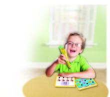 "Carduri Junior HOT DOTS ""Alfabetul"""