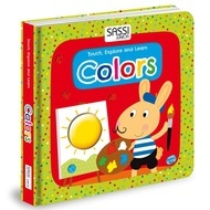 Carte Touch, Explore and Learn -Colors