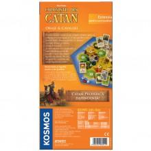 Colonistii din Catan - Orase si cavaleri (extensie 5-6 jucatori)