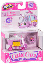 CUTIE CARS, pachet 1 masinuta - Ice Cream Dream Car