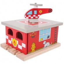 Hangarul pompierilor