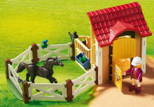 Joc de rol - Calul arab