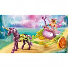 Joc de rol - Trasura cu unicorn si zana