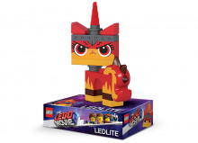 Lampa de veghe LEGO Movie 2 Angry Kitty (LGL-TO34)