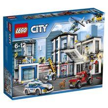LEGO® City Police Sectie de politie - L60141