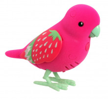 LITTLE LIVE PETS Pasare electronica S4 Strawberry Belle