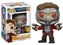 POP BOBBLE MOVIES: GOTG2 - STAR-LORD W/ CHASE
