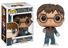 POP VINYL HARRY POTTER S3- HARRY W/ PROPHECY