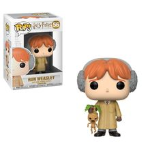 POP VINYL HARRY POTTER S5- RON WEASLEY (HERBOLOGY)