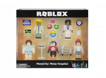 ROBLOX CELEBRITY 4 FIGURINE - MEEPCITY MEEP HOSPITAL