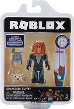 ROBLOX CELEBRITY FIGURINA BLISTER Sharkbite Surfer