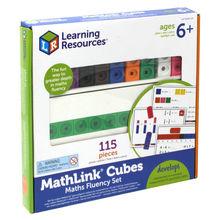 Set 100 piese MathLink cu carduri pentru avansati