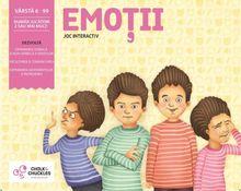 Joc interactiv - Emotii