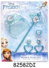 Bagheta + diadema + accesorii Frozen