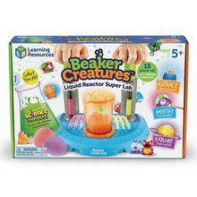 Beaker Creatures - Super Laboratorul