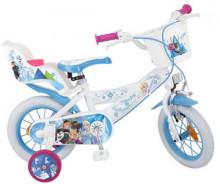 """Bicicleta 12"""" Frozen - Toimsa"""
