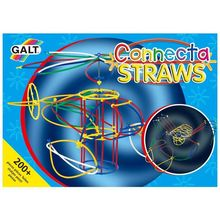 Connecta Straws: Constructii din paie