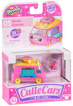 CUTIE CARS, pachet 1 masinuta - Donut Express