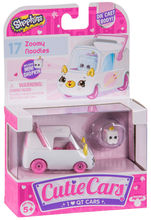 CUTIE CARS, pachet 1 masinuta - Zoomy Noodles