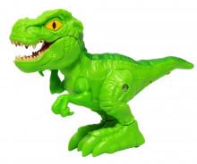 DINOZAUR Junior cu sunete si functie de mers T-Rex Verde