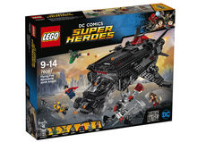LEGO DC Comics Super Heroes - Flying Fox: Atacul aerian cu Batmobilul  (76087)