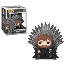 POP DELUXE: GOT S10 - TYRION SITTING ON IRON THRON