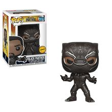 POP MARVEL: BLACK PANTHER - BLACK PANTHER W/ CHASE