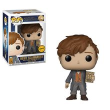 POP VINYL FANTASTIC BEASTS 2 - NEWT SI CHASE