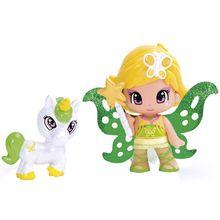 Pyp Figurine cu animale- Zana verzulie cu unicorn