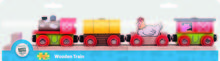 Trenuletul fermei vesele
