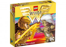 Wonder Woman vs Cheetah (76157)