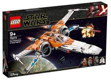X-wing Fighter al lui Poe Dameron (75273)