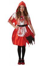 Costum de carnaval - Scufita Rosie