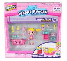 Happy Places S1 - Kit-ul de bun-venit PACK BATHING BUNNY