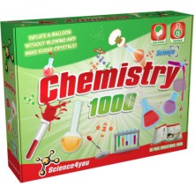 Laboratorul de chimie - 73 experimente